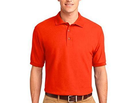 Camisetas Tipo Polo En Color Para Hombre Y Dama 220 Gramos - Bordamos y Estampamos