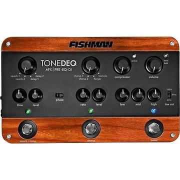 Fishman toneDEQ Pedal guitarra acústica