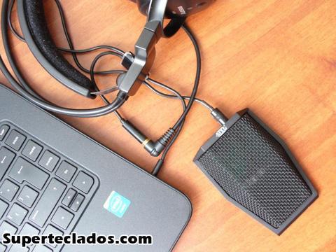 Marshall MXL MM110 micrófono omnidireccional para smartphone iPad o computador @Negociable@ SUPERTECLADOS
