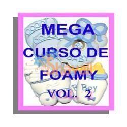 CURSO MANUALIDADES FOAMI FOAMY FOMI FIGURAS GOMA EVA REVISTAS V2 SKU: 42