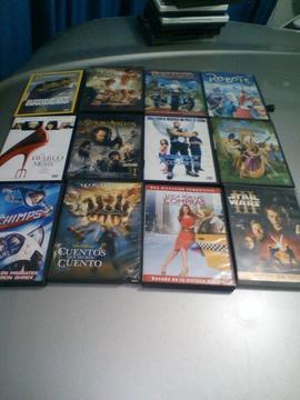 Vendo Peliculas Dvd Originales