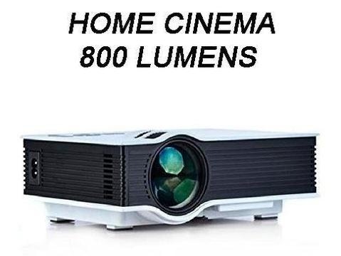 VIDEO BEAM HOME CINEMA 800 LUMENS IDEAL PARA TU CASA O SALA DE JUNTAS