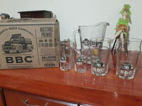 Cerveza Bbc Bogota Beer Company