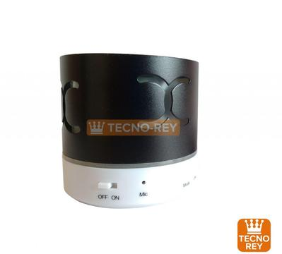 Parlante Bluetooth compacto Ranura Micro SD