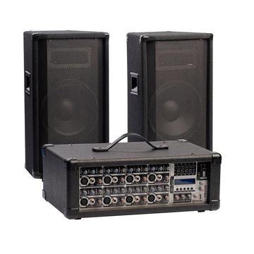 Sistema Aurax PM2000 sonido