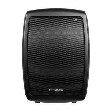 Sistema Phonic SAFARI2000 SYS1 sonido
