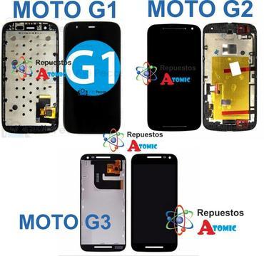 Display Motorola Moto G3 / Bogota Centro / Servicio Tecnico