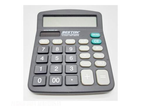 CALCULADORA ELECTRONICA BESTON BST-8837B