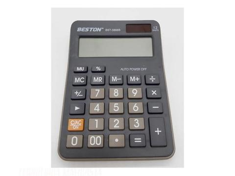 CALCULADORA ELECTRONICA BESTON BST-3866B