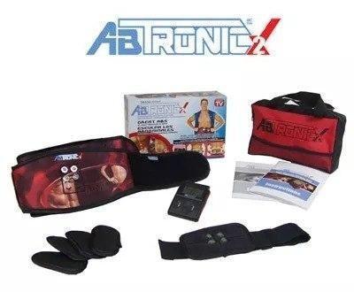 Cinturon Electromuscular Abtronic Original Baterias Aaa gel