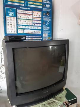 Tv Toshiba 29 Pulg Mas Direct Tv Prepago