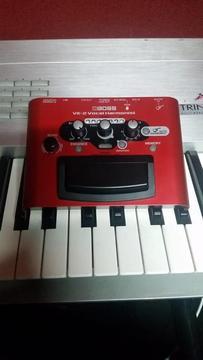 Boss Ve-2 Vocal Harmonist Pedal Multi Efectos Guitarra