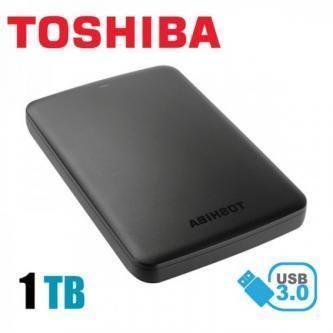 Toshiba 1TB Usb 3.0 Externo Velocidad max transferencia