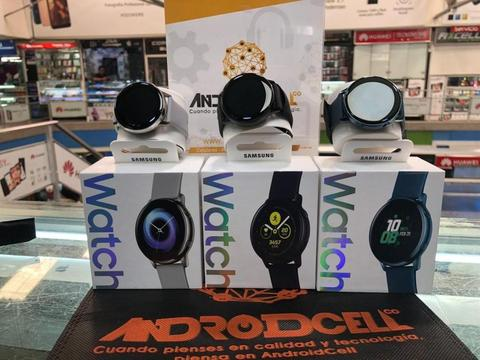 Samsung Galaxy Watch Active Importado - Nuevo y original disponible en TU MÓVIL ANDROIDCELLCO