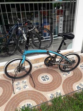 Gangazo Se Vende Bicicleta Urbana