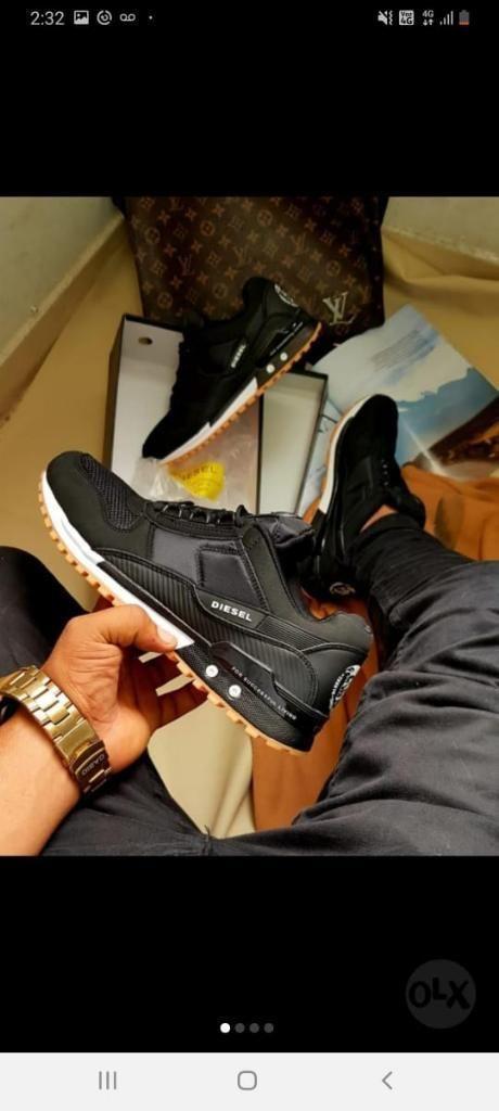 Zapatos Diesel Nueva Coleccion Hombre