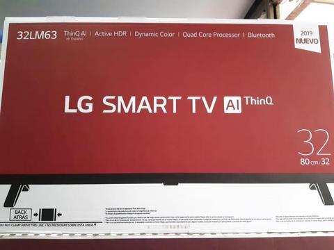 TV 32 HD SMART TV LG