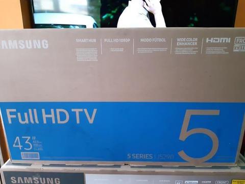TV 43 SAMSUNG SMART TV MODELO 2019